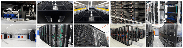 SiteGround Data Centers