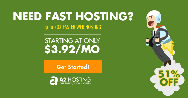 A2Hosting Web Hosting Services