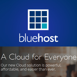 BlueHost Cloud Hosting Deals and Coupons