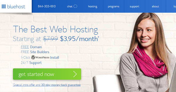 BlueHost Shared Hosting Deals