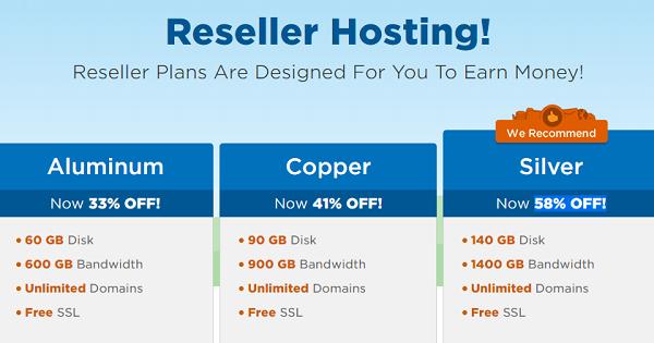 HostGator Reseller Hosting Deals