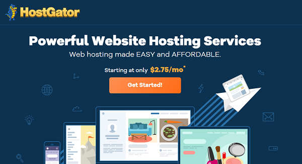 HostGator Shared Hosting Deals
