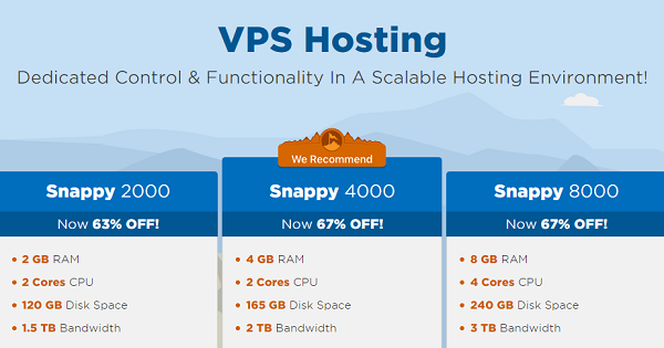 HostGator VPS Hosting Deals