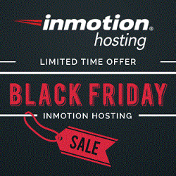 InMotion Black Friday Deals and Coupons
