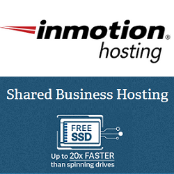 Inmotion Shared Business Hosting Deals and Discounts