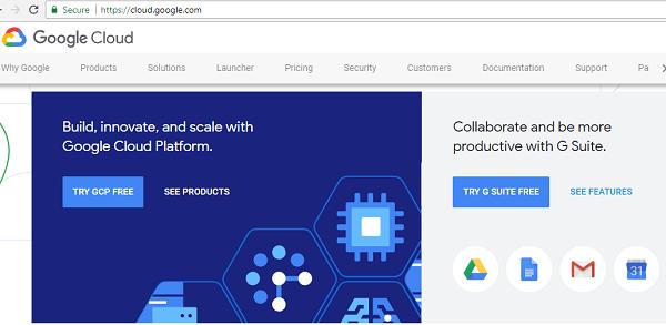 Kinsta Hosting - Google Cloud Platform