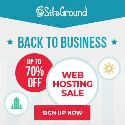 SiteGround Labor Day Deals and Discounts