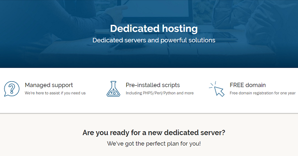 iPage Dedicated Hosting Deals