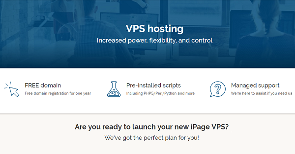 iPage VPS Hosting Deals