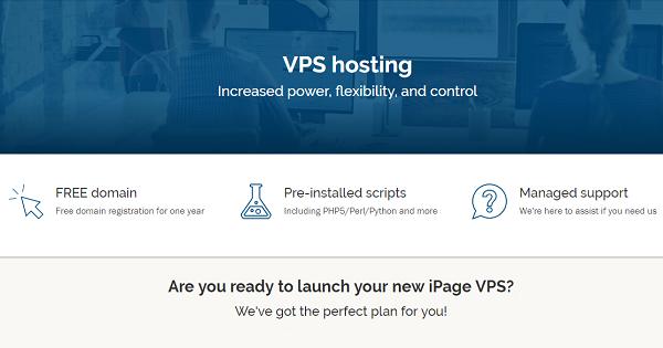 iPage VPS Hosting Deals