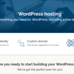 iPage WordPress Hosting 2018 → Get 60% OFF + FREE Domain Name