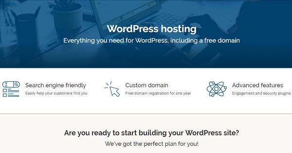 iPage WordPress Hosting Deals