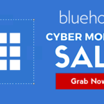 BlueHost Cyber Monday Deals 2019 → Up to 70% OFF (24 Hours Sale)