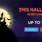 SiteGround Halloween 2019 SALE – 70% OFF (~Best Hosting Deal~)