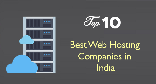 Best Web Hosting Companies in India