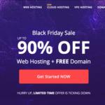Hostinger Black Friday 2019 Sale → Get 90% Off (~Best Deal~)