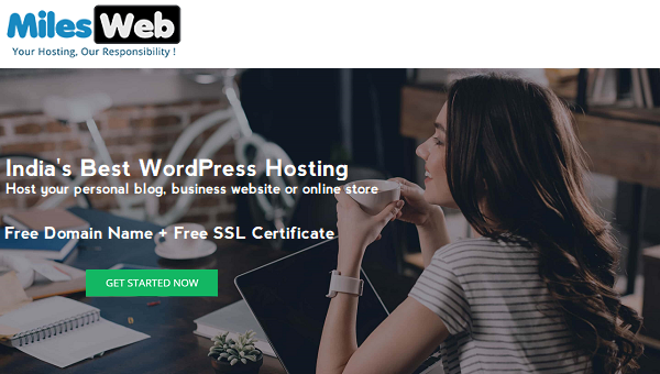 MilesWeb Web Hosting Coupon Code