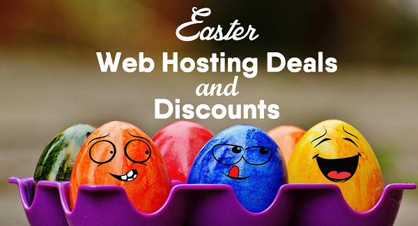 Easter Web Hosting Deals and Discounts