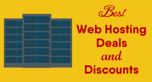 Web Hosting Deals and Discount