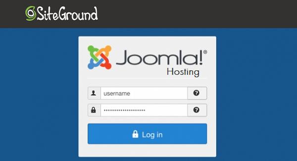 SiteGround Joomla Hosting Discount