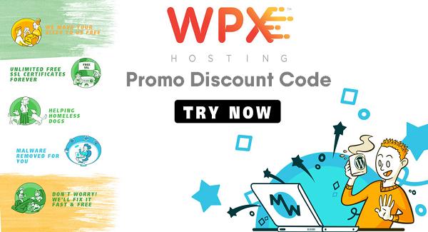 WPX Hosting Promo Code